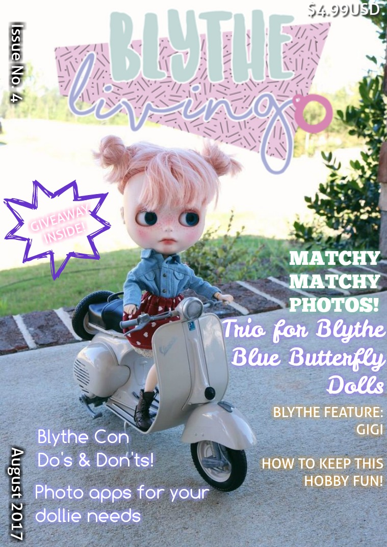 Blythe Living Magazine Issue No. 4