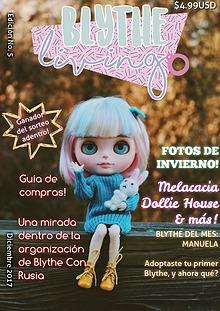 Blythe Living Magazine- En Español!