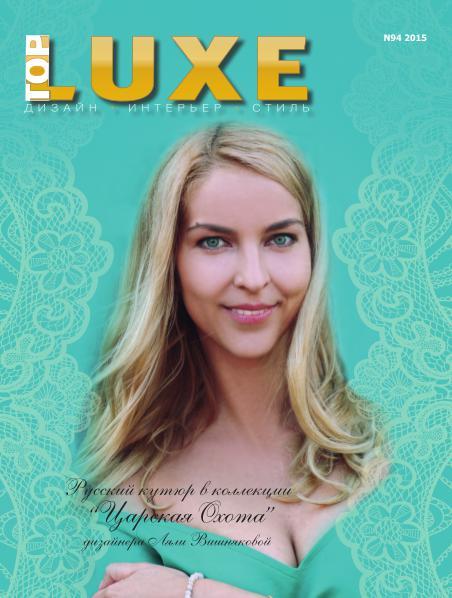 LUXEtop magazine