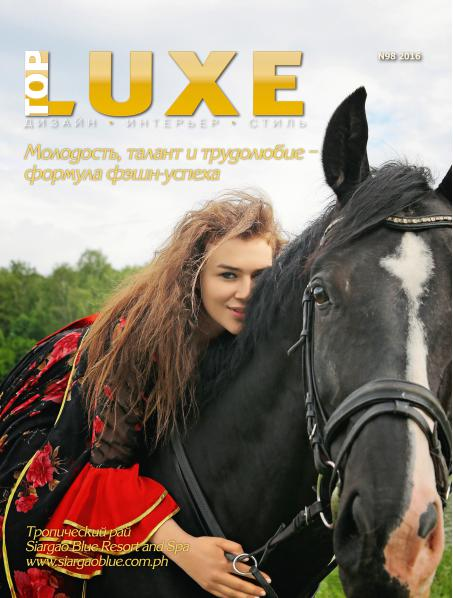 LUXEtop LUXEtop magazine