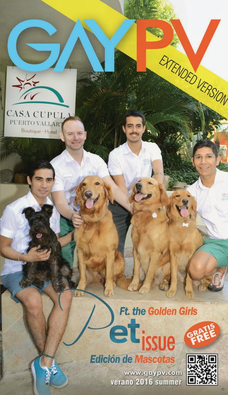 Ed 15 Summer 2016 Puerto Vallarta GayPV Magazine