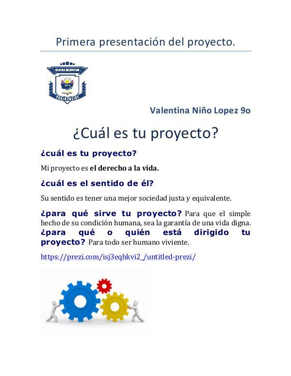"""Proyecto final de competencias ciudadana """"Mi hogar, un estado social de derecho"""""""