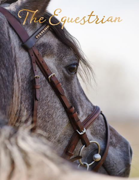 The Equestrian The Hello Issue