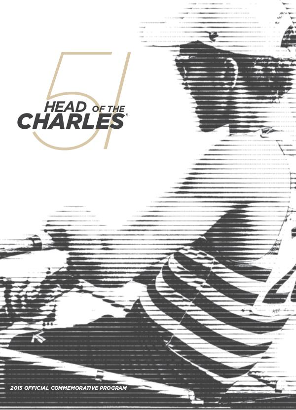 Head Of The Charles Regatta 2015 HOCR Program