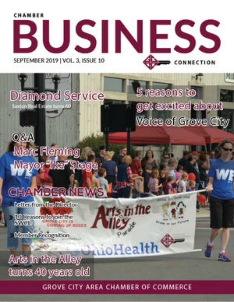 Chamber Business Connection CBC Vol.3, Issue 10