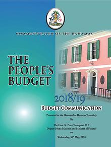 2018/19 Budget Communication