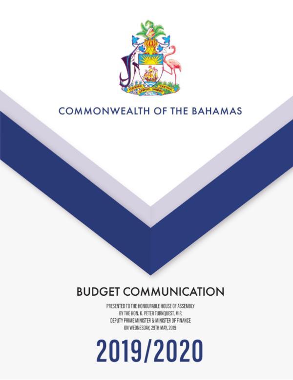 2019/20 Budget Communication Final Budget Communication