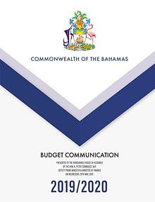 2019/20 Budget Communication