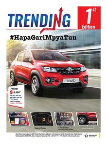 Trending Magazine Official Issue1