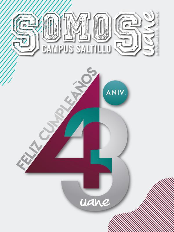 Revista Somos UANE SOMOS UANE Septiembre No 56