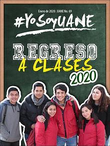 Revista Yo Soy UANE