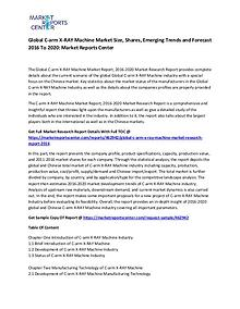 Emerging Research Reports