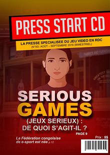 PRESS START CD