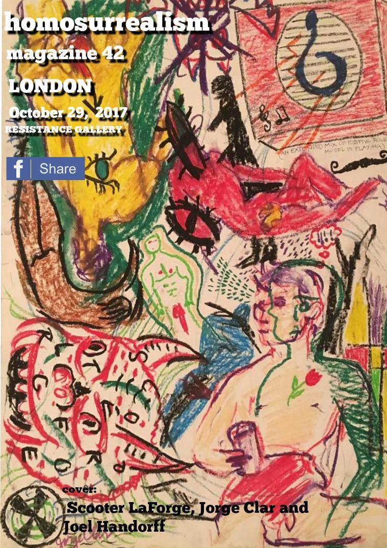 Homosurrealism Issue 42 Issue 41