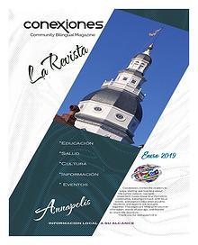 Bienvenidos a Conexiones Enero 2019