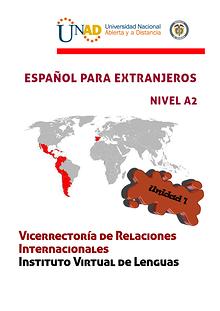 Español A2