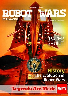 ROBOT WARS Unofficial Magazine