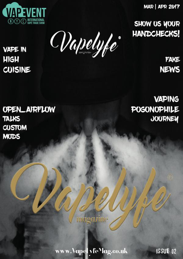 VapeLyfe Magazine Issue 02