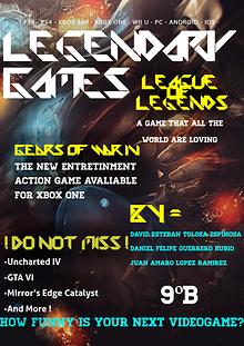 Legendary Games