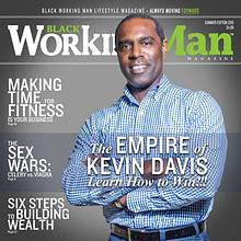 Black Working Man Lifestyle Magazine