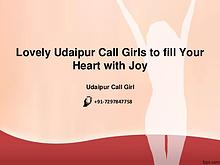 Udaipur Call Girl