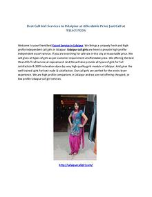 Best Call Girl Services in Udaipur at Affordable Price Just Call at 9