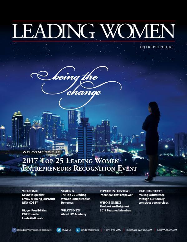 Leading Women Entrepreneurs Magazine 2017-Entre_magazine-online