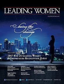 Leading Women Entrepreneurs Magazine