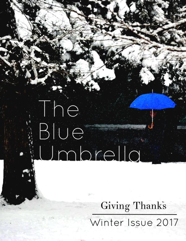 Blue Umbrella Official Thanksgiving_Christmas Issue-1