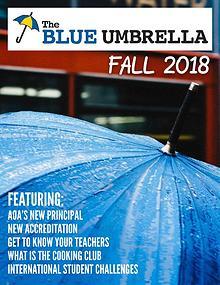 Blue Umbrella Official