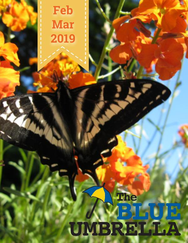 Blue Umbrella Official Feb Mar 2019 issue