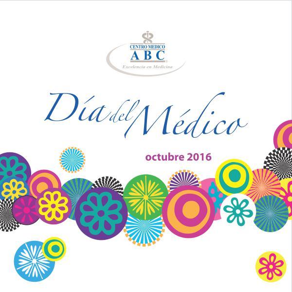 Invitación:  Día del Médico ABC Día del Médico ABC