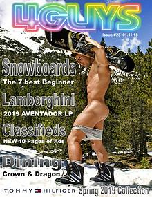 November 2018 Issue #23