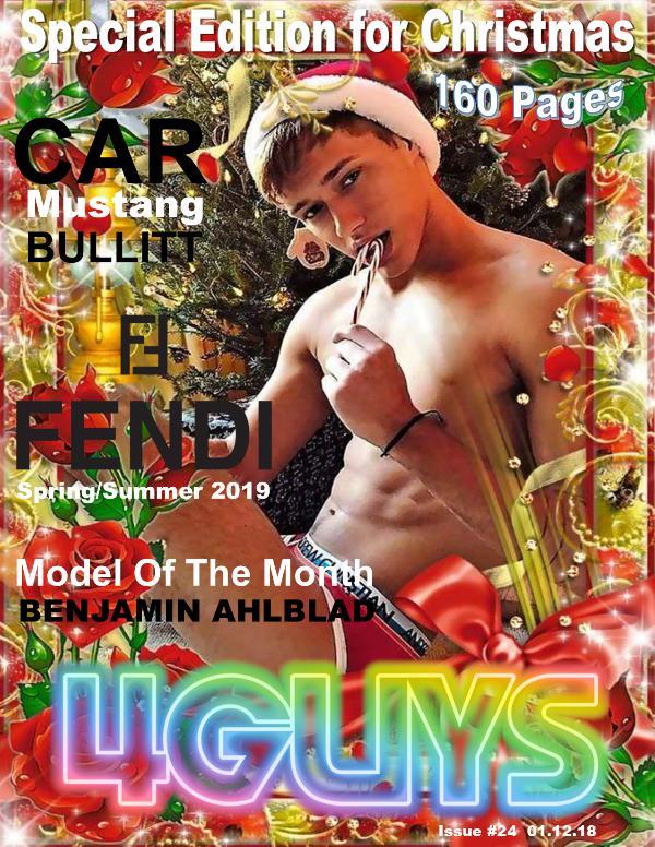 December 2018  Issue #24 December 2018  Issue #24  CHRISTMAS