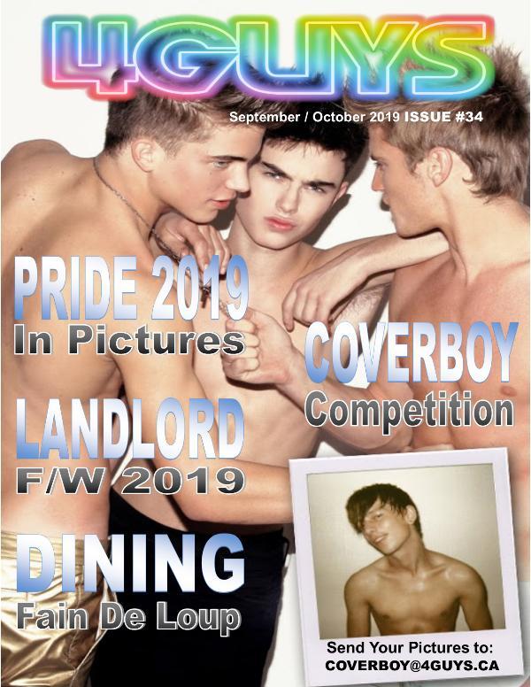 Sept/Oct 2019 Issue #34 September-October 2019  Issue #34