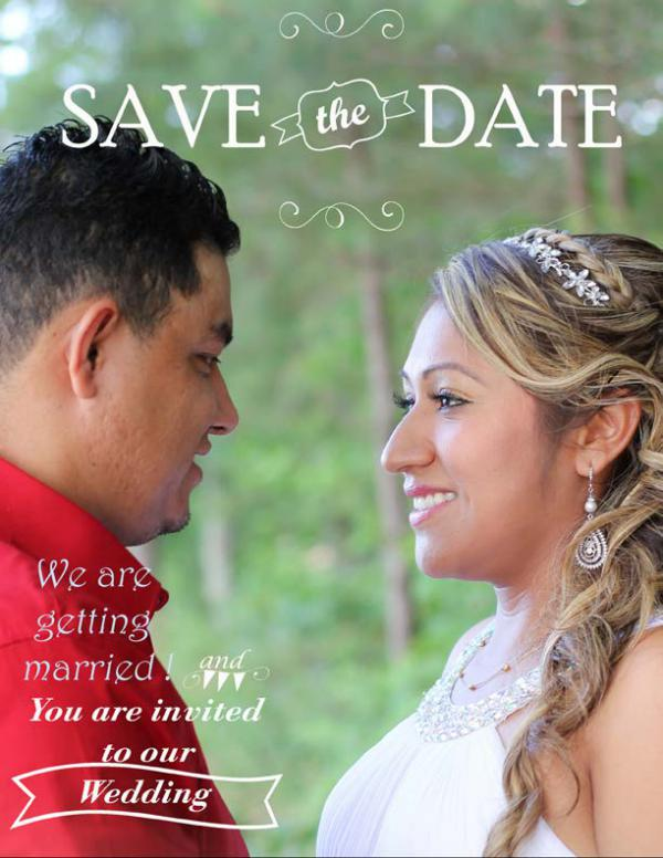 Save the Date Save the Date