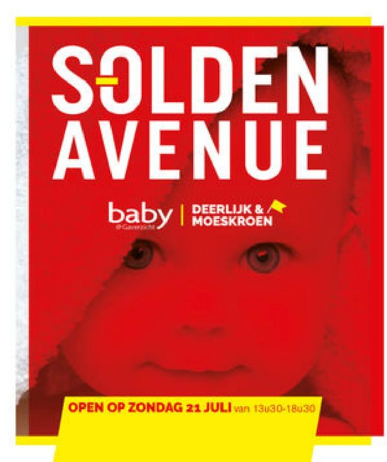 ZOMERSOLDEN 2019 BABY