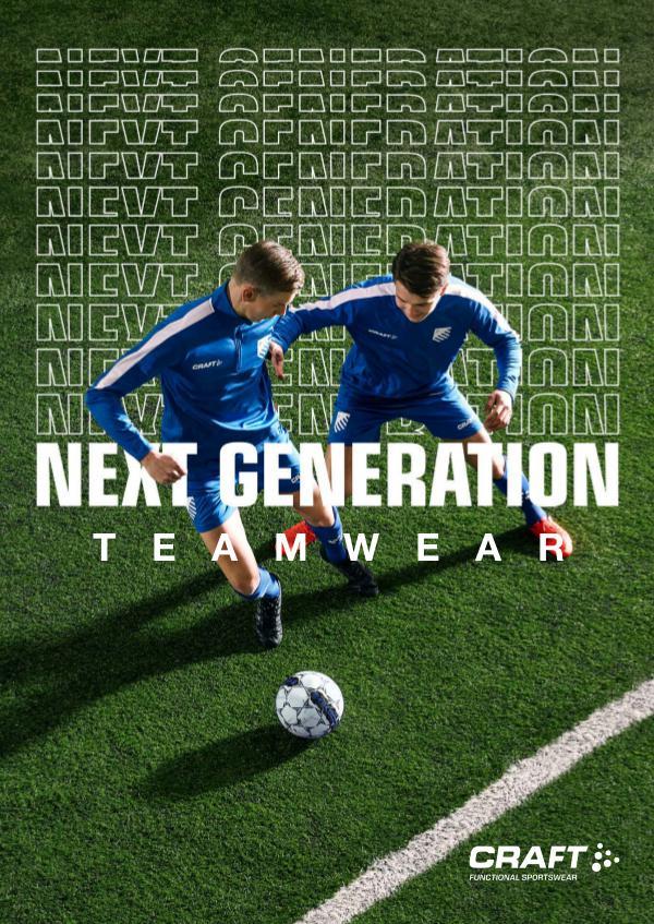 Craft Teamwear - Uusi seuravaatemallisto FI