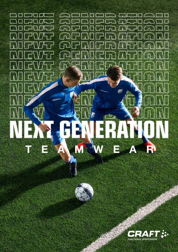Teamwear - Uusi seuravaatemallisto FI