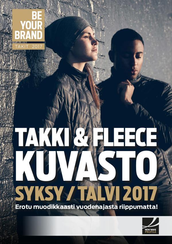 Takit & Fleecet SYKSY / TALVI 2017