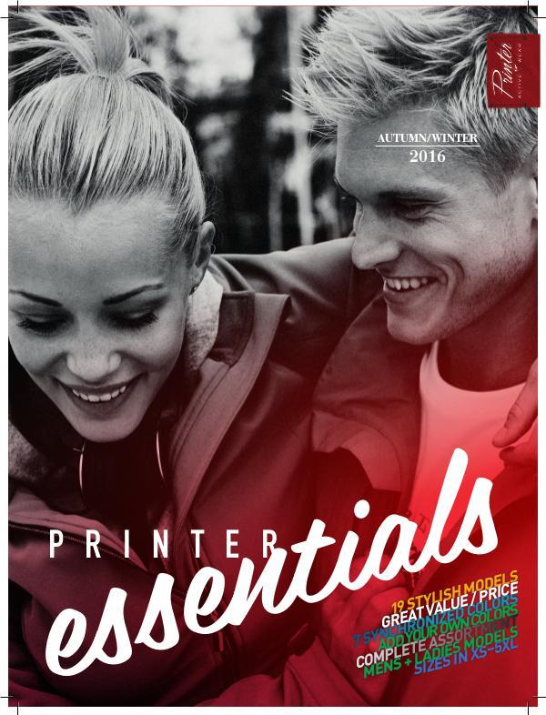 Printer Essential AW16