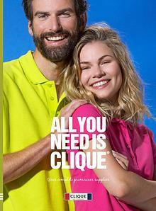 Clique catalogue