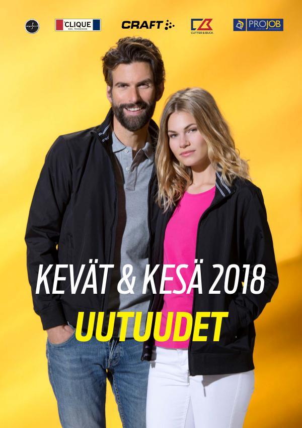 New Wave Finland KEVÄT/KESÄ 2018 NEWS