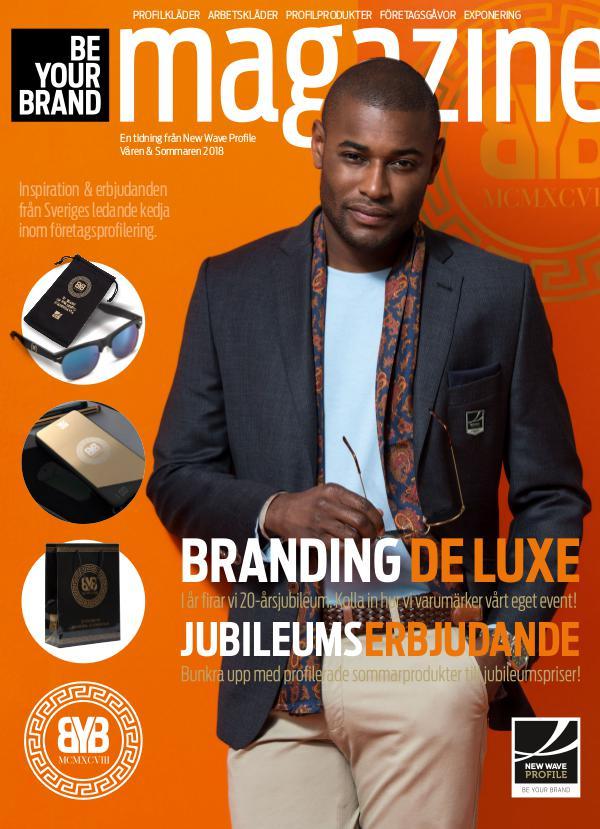 NWP BYB Magazines BYB magazine ODR vår & sommar 2018
