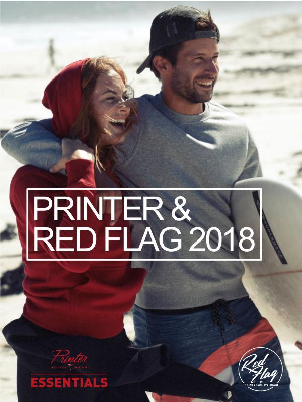 Printer Red Flag 2018
