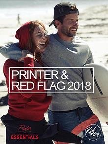 Printer Red Flag