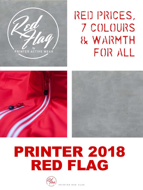 Catalogue REDFLAG 2018 Webshop