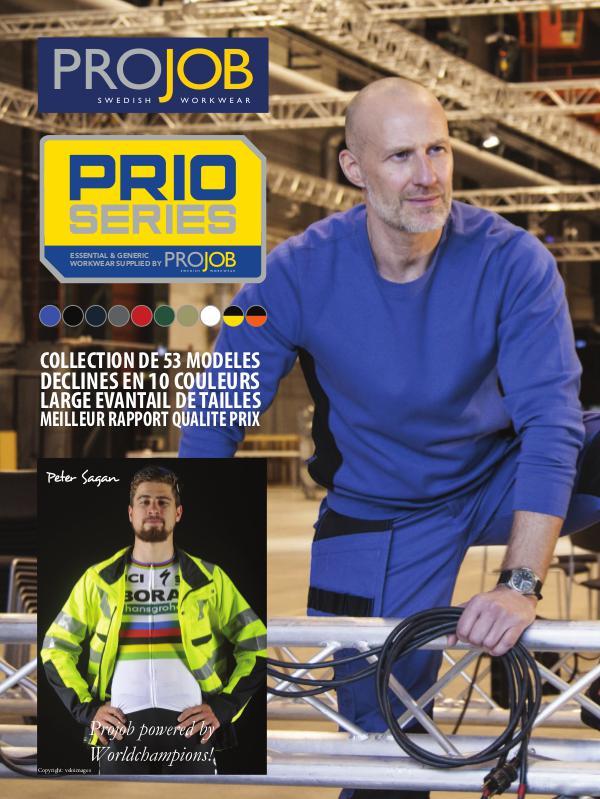 Catalogue PRIO 2018 Webshop