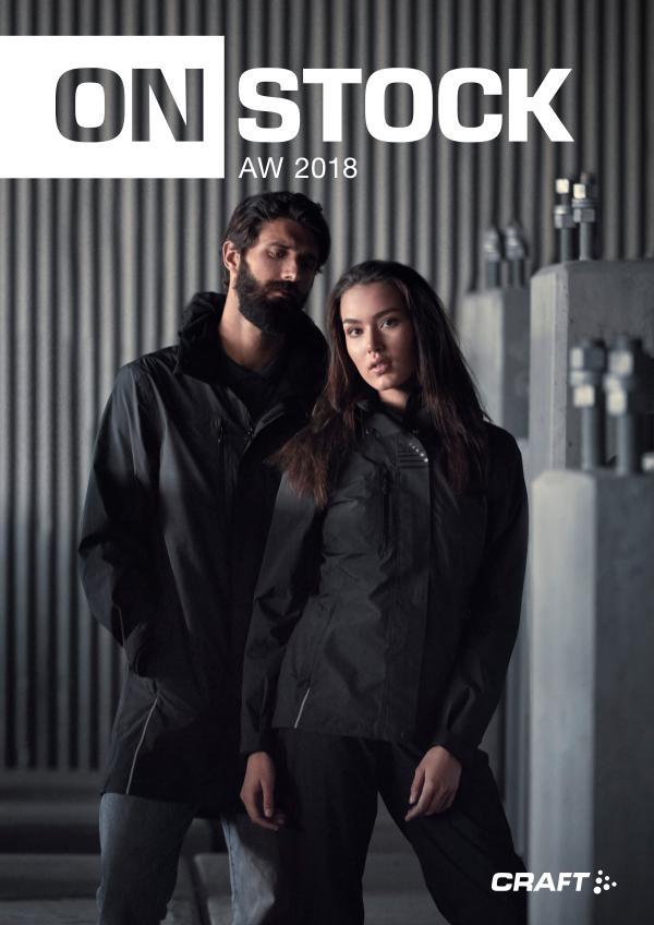 CRAFT Suomi Onstock Syksy / Talvi 2018