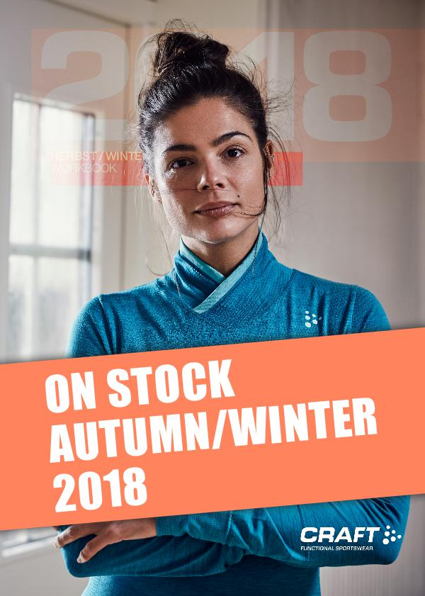 AUTUMN/WINTER ON STOCK 2018